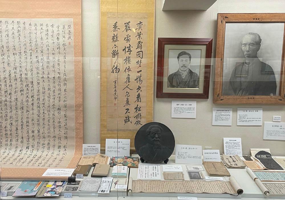 長岡高校 記念資料館 新潟県長岡市